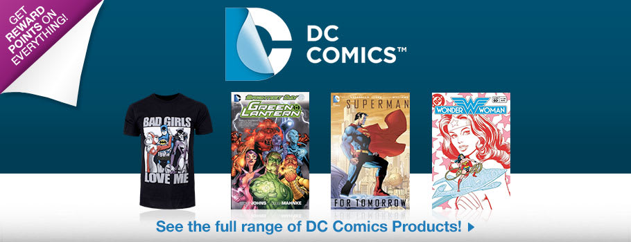 DC Comics - Buy Now at GAME.co.uk!