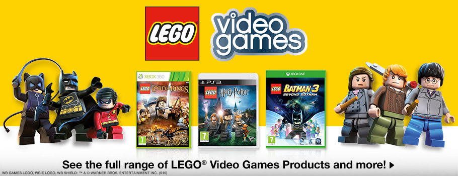 LEGO - Buy Now at GAME.co.uk!