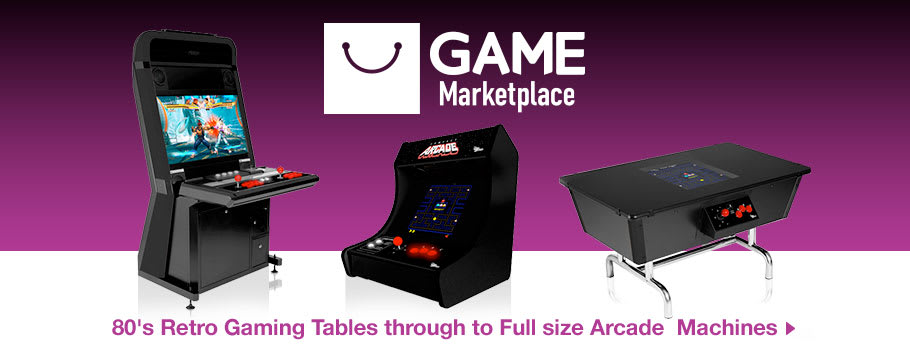 Arcade Machines  - Buy Now at GAME.co.uk!