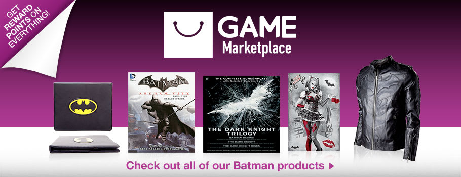 Batman - Buy Now at GAME.co.uk Marketplace!