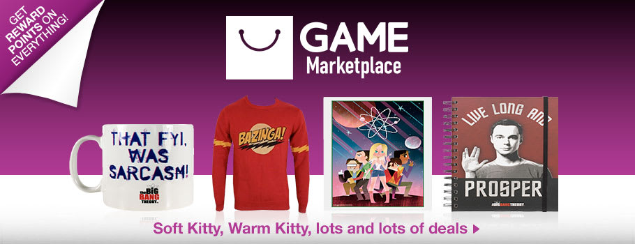 The Big Bang Theory - Buy Now at GAME.co.uk!
