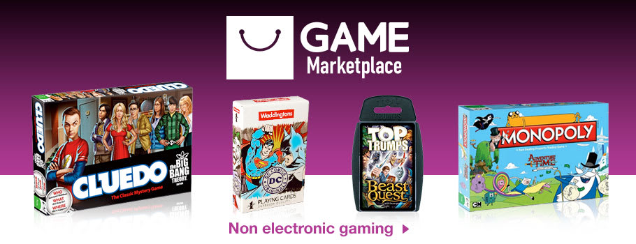 Trading cards and board games - buy Now at GAME.co.uk!