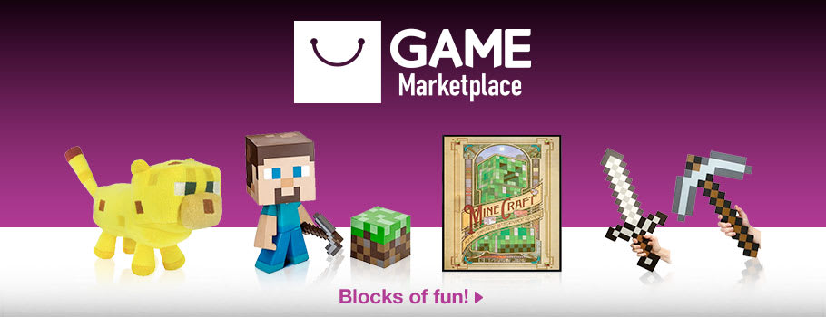 Minecraft Collectables and Figurines - Buy Now at GAME.co.uk!
