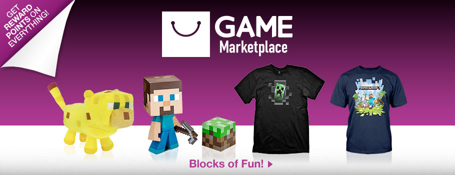 Minecraft - Buy Now at GAME.co.uk!