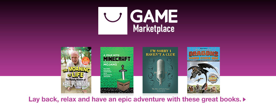 Holiday Books - Buy Now at GAME.co.uk!