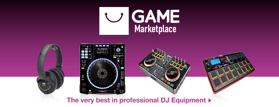 DJ Equipment - Buy Now at GAME.co.uk!