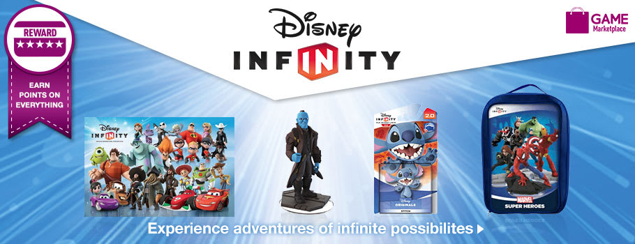 Disney infinity Buy Now at GAME.co.uk!