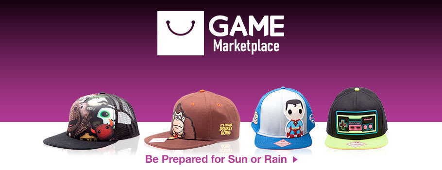 Hats and Caps - Buy Now at GAME.co.uk!