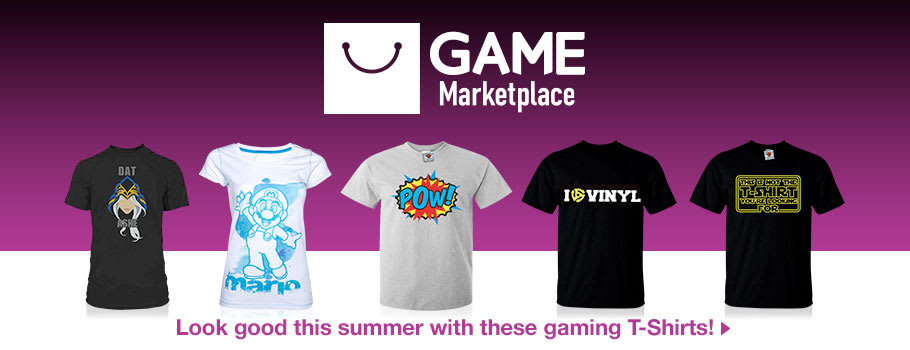 Summer T-Shirts - Buy Now at GAME.co.uk!