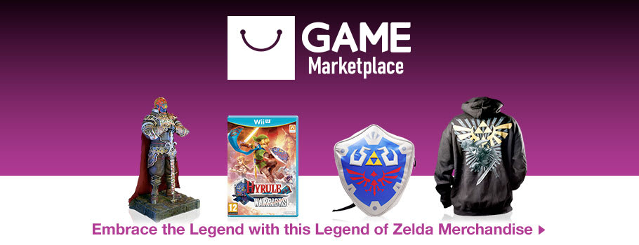 The Legend of Zelda - Buy Now at GAME.co.uk!