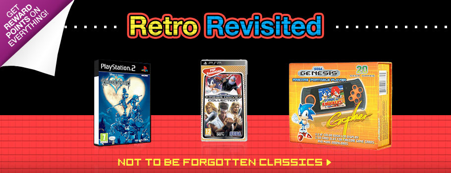 Retro Revisited from GAME Marketplace - Buy Now at GAME.co.uk!