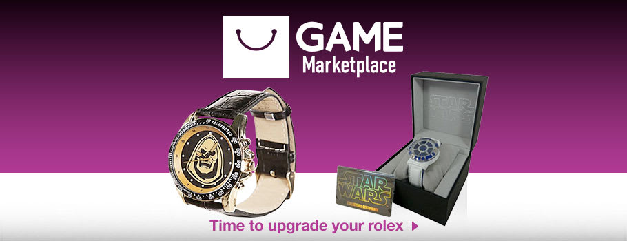 Watches - Buy Now at GAME.co.uk!