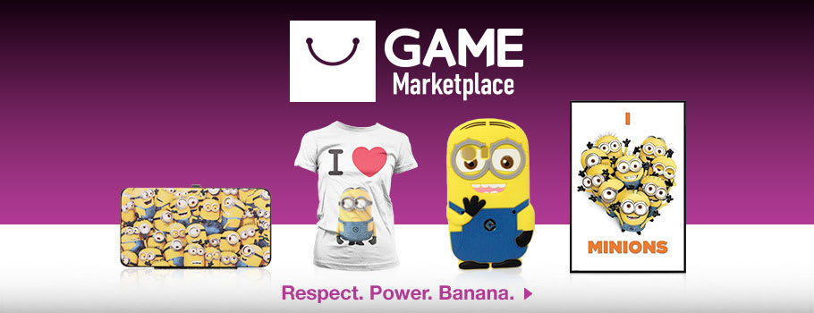 Minion Merchandise - Buy Now at GAME.co.uk!