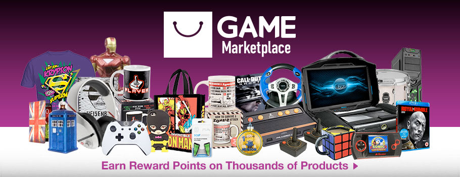 GAME Marketplace - Buy Now at GAME.co.uk!