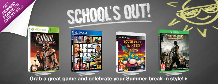 Games for Over 18 - Buy Now at GAME.co.uk!