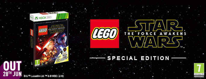 LEGO Star Wars The Force Awakens for Xbox 360 - Pre-order Now at GAME.co.uk!