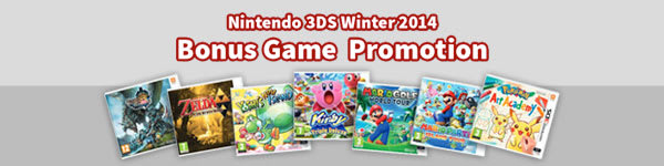 Nintendo Winter Promotion - at GAME.co.uk