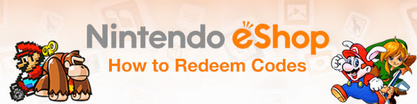 How to Redeeom Codes for Nintendo eShop - Find Out at GAME.co.uk!