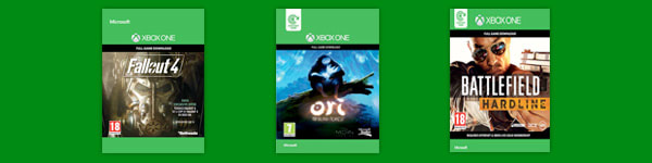 Full Games for Xbox Live - Download Now at GAME.co.uk!