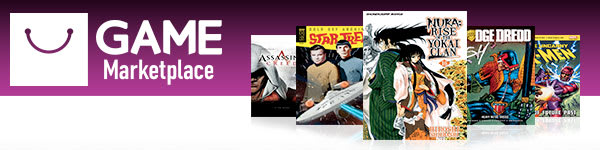 Comics & Graphic Novels from GAME Marketplace - Buy Now at GAME.co.uk!