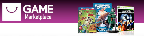 Fantastic Four - Buy Now at GAME.co.uk!