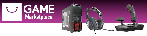 PC Hardware, software & accessories from GAME Marketplace - Buy Now at GAME.co.uk!