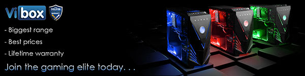 Vibox Gaming PCs - Buy Now at GAME.co.uk!