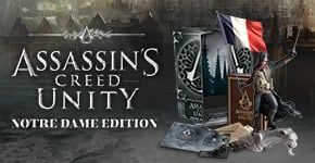 Assassin's Creed Unity Notre Dame Only at GAME for PC - Preorder Now at GAME.co.uk!
