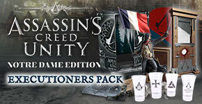 Assassin's Creed Unity Notre Dame Only at GAME.co.uk for Xbox One - Preorder Now at GAME.co.uk!