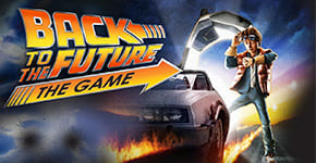 Only at GAME - Back to the Future - Preorder Now at GAME.co.uk!
