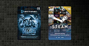 Steam Wallet Top-Ups for PC Download - Buy Now at GAME.co.uk!
