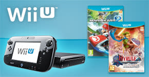 Nintendo Wii U with Hyrule Warriors - Order Now at GAME.co.uk!