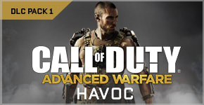 Call of Duty: Advanced Warfare HAVOC Content Pack for Xbox One - Download Now at GAME.co.uk!