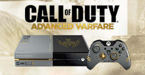 Call of Duty Advanced Warfare: Limited Edition Xbox One Console - Buy Now at GAME.co.uk!