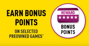 Earn Bonus Reward Points