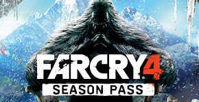 Far Cry 4 Season Pass for Xbox 360 - Download Now at GAME.co.uk!
