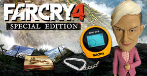 Far Cry 4 Special Edition - Only at GAME.co.uk - Preorder Now!