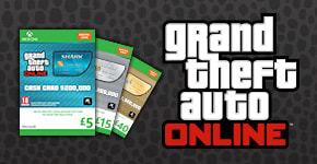 Grand Theft Auto V Shark Cards for Xbox One - Download Now at GAME.co.uk!