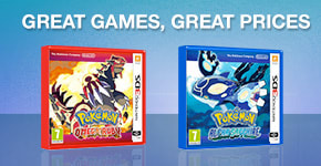 Deals & Offers for Nintendo 3DS - Buy Now at GAME.co.uk!
