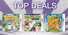 Half Term Offers for Nintendo 3DS - Buy Now at GAME.co.uk!