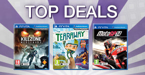 Half Term Offers for PlayStation VITA - Buy Now at GAME.co.uk!