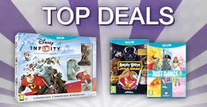 Half Term Offers for Nintendo Wii U - Buy Now at GAME.co.uk!