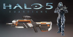 Halo 5 Guardians - Preorder Now - Only at GAME.co.uk!