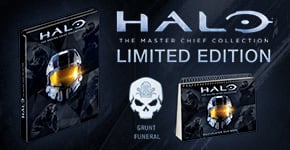 Halo Master Chief Collection Limited Edition for Xbox One - Preorder Now at GAME.co.uk!