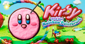 Kirby and the Rainbow Paintbrush for Nintendo Wii U - Preorder Now at GAME.co.uk!