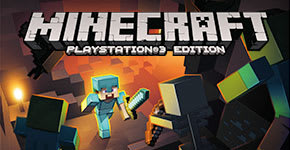 Minecraft for PlayStation 3 - Download Now at GAME.co.uk!