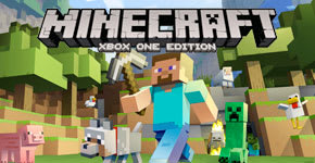 Minecraft for Xbox One - Download Now at GAME.co.uk!