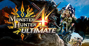 Monster Hunter 4 Ultimate for Nintendo 3DS - Download Now at GAME.co.uk!