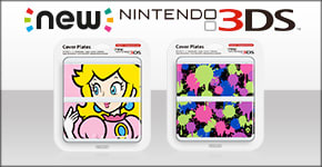 Coverplates for new Nintendo 3DS - Buy Now at GAME.co.uk!