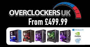 Overclockers UK Hardware - Buy Now at GAME.co.uk!